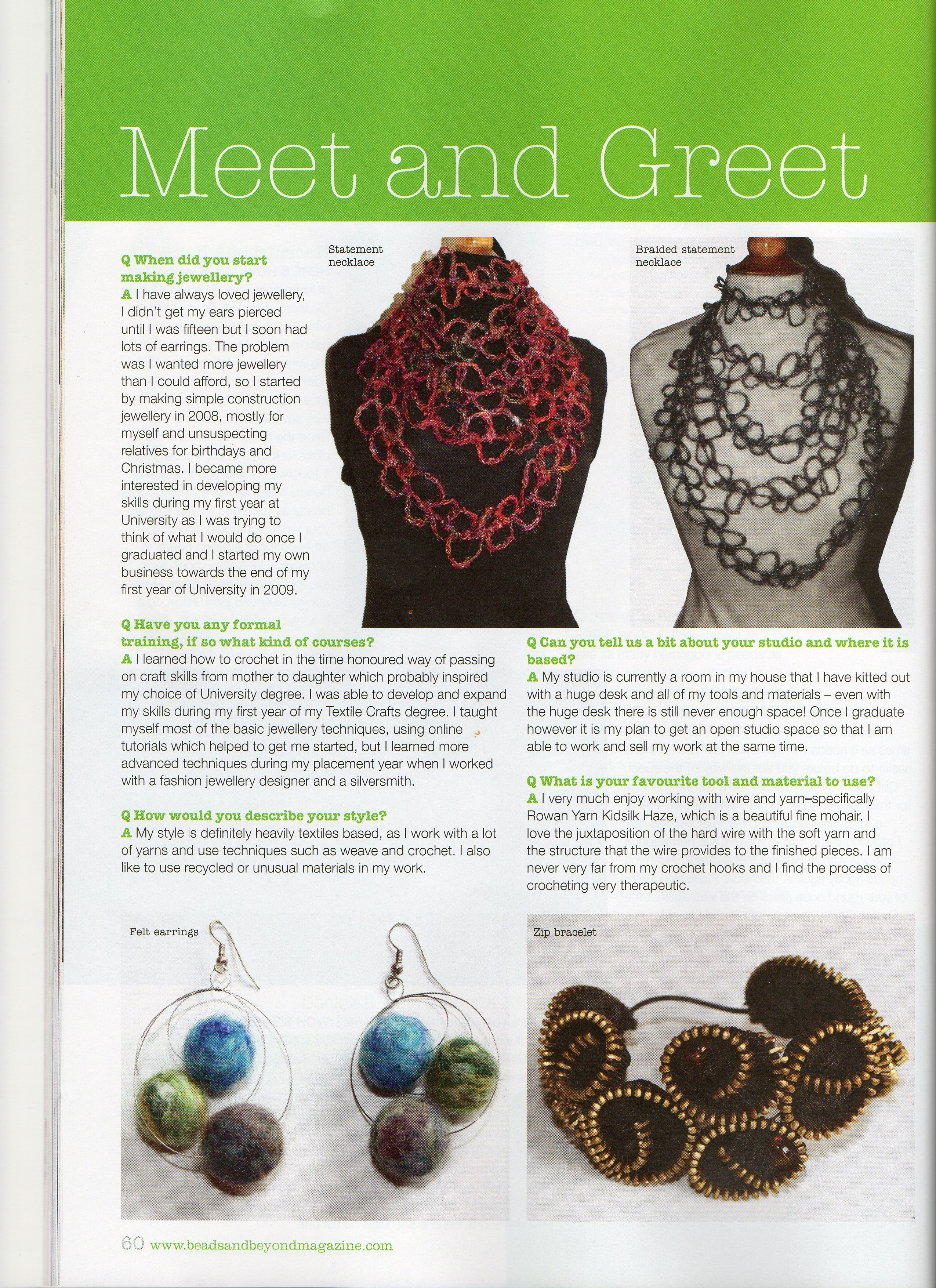 Beads and Beyond page 1