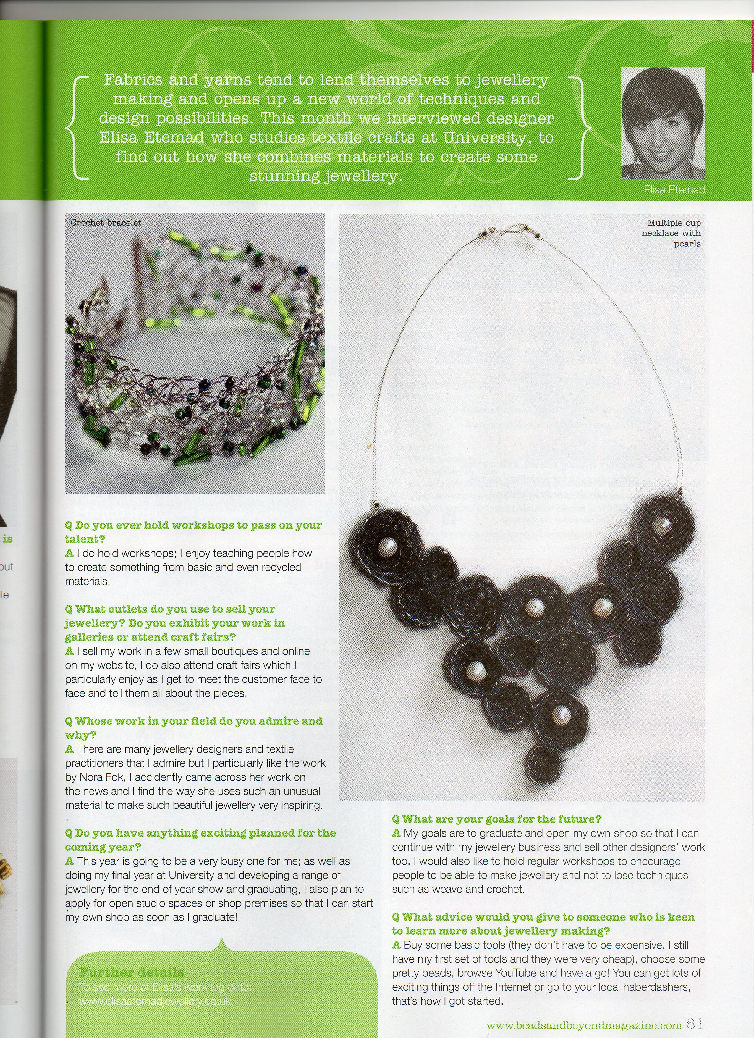 Beads and Beyond page 2